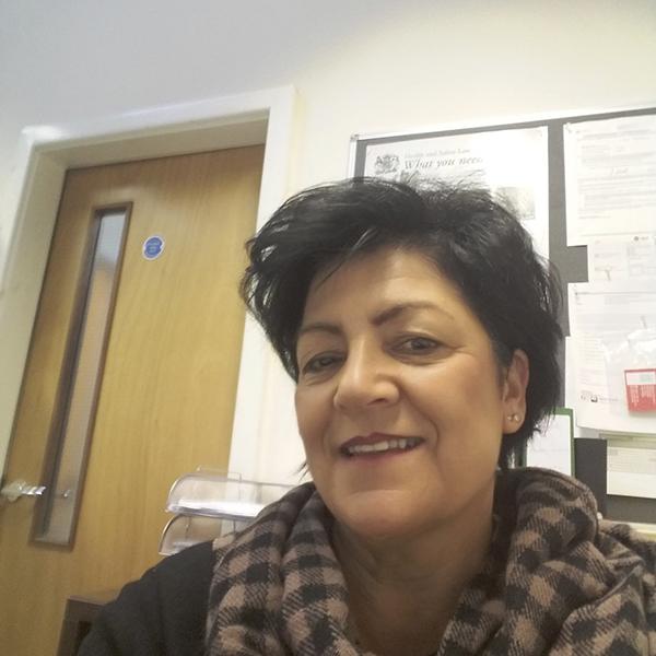 Vicki Haslam
